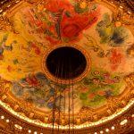 パリ名所観光 オペラ・ガルニエとサント・シャペルコンサートとエッフェル塔