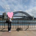 2008年 年始のオーストラリア・シドニーの旅
